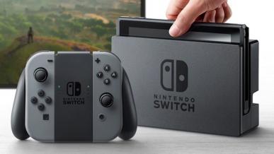 Nintendo sprzedało w Europie ponad 10 mln konsol Switch