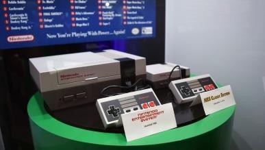 Nintendo sprzedało w USA w listopadzie 196 tys. konsol NES Classic Mini