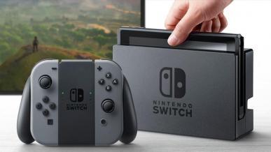 Nintendo Switch idzie jak burza. Sprzedaż przekroczyła już 10 mln sztuk