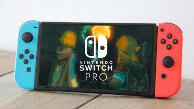 Nintendo Switch Pro - jutro premiera, pojutrze zamówienia przedpremierowe?