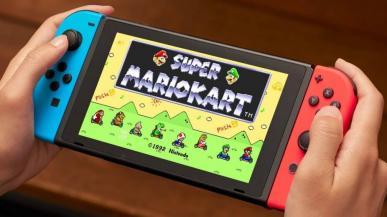 Nintendo Switch prześcignęło pod względem sprzedaży SNESa