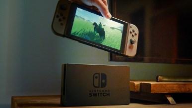 Nintendo Switch tylko w 2 mln sztuk w pierwszym miesiącu