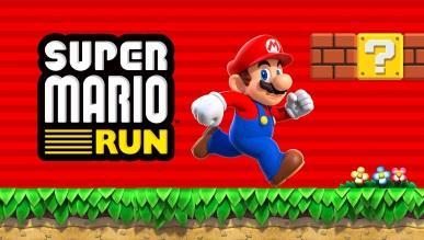 Nintendo traci na wartości, sprzedaż Super Mario Run rozczarowuje