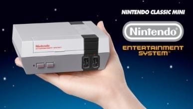 Nintendo wypuści nowoczesną, miniaturową wersję konsoli NES z 30 grami w zestawie