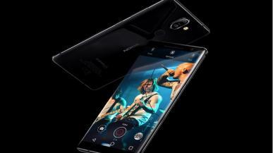 Nokia 8 Sirocco - elegancka, bezramkowa i ze świetnym, podwójnym aparatem