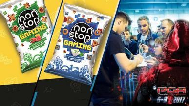Non Stop Gaming, czyli (nie) do końca poważny test chrupek dla graczy