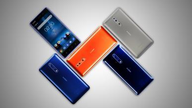 Nowe rendery Nokia 9. Edge to Edge, szkło 3D, ekran QHD