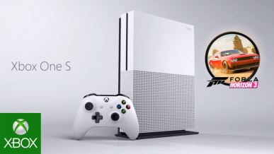 Nowe zestawy Xbox One S z Forza Horizon 3 i dodatkiem Hot Wheels