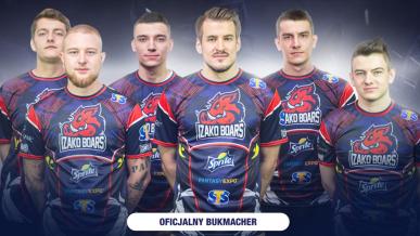 Nowi sponsorzy w e-sporcie – STS oficjalnym partnerem polskiego Izako Boars