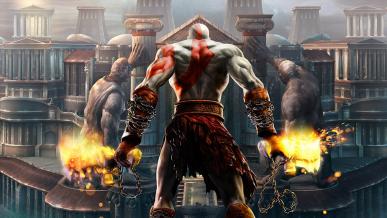 Nowy God of War - dynamiczna współpraca Kratosa z synem
