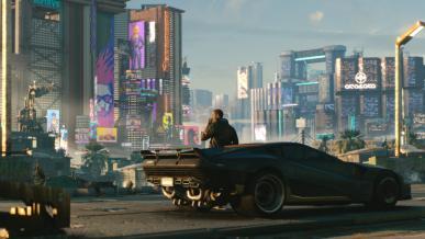 Nowy mod do Cyberpunk 2077 ułatwia jazdę samochodami i motocyklami