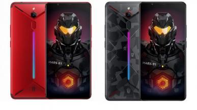 Nubia Red Magic Mars - kolejny gamingowy smartfon z 10 GB pamięci RAM
