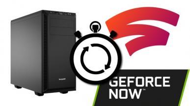 NVIDIA GeForce Now ma input lag o 30% mniejszy w porównaniu ze Stadia