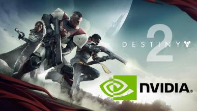 Nvidia na E3 2017; firma współpracuje z Activision i Bungie nad Destiny 2