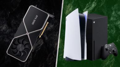 NVIDIA namieszała: RTX 3090 kontra PS5 i Xbox Series X