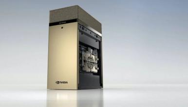 NVIDIA prezentuje stacjonarny komputer z 320 GB VRAM na pokładzie