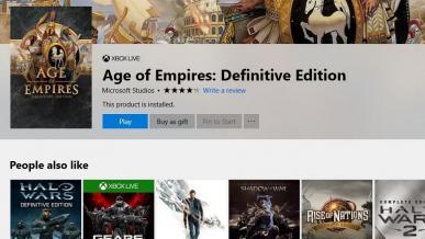 Od teraz w Microsoft Store gry na PC podarujemy w formie prezentu