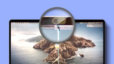 Od zasłaniania kamerek w MacBookach pękają ekrany. Apple ostrzega...