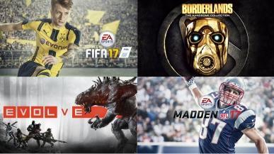 Oferta tygodnia sklepu Xbox: FIFA, Borderlands, Madden, Evolve