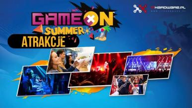 OPTIMUS na GameON Summer – czas rozpocząć wakacje!