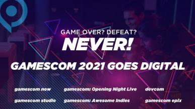 Organizatorzy Gamescom 2021 zmieniają plany. Targi jednak tylko w wirtualnej formie