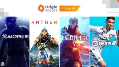 Origin Access Premier - data startu, ceny oraz informacje