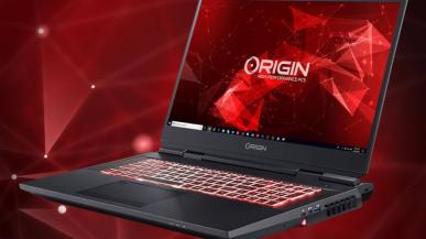 Origin EON17-X - potężny laptop do gier z Core i9-10900KF i RTX 2080 SUPER