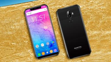 Oukitel U18 to chiński klon iPhone X za ułamek ceny smartfona Apple