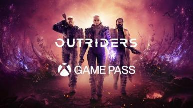 Outriders dostępne w Xbox Game Pass w dniu premiery