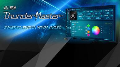 Palit ThunderMaster - nowa wersja programu do podkręcania karty graficznej