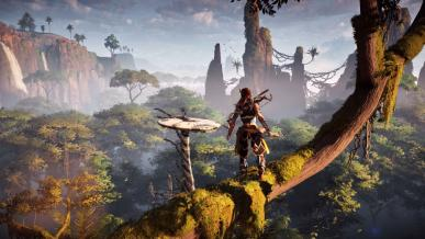 Patch do Horizon Zero Dawn naprawia błędy New Game + i trybu Ultra Hard