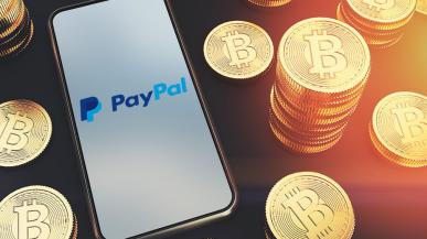 PayPal przejmuje Curv - firmę zajmującą się m.in. bezpieczeństwem kryptowalut