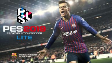 PES 2019 Lite - Konami wypuściło darmową wersję piłkarskiej gry