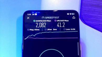 Pierwsze testy 5G pokazują niesamowite prędkości, choć dość niestabilne