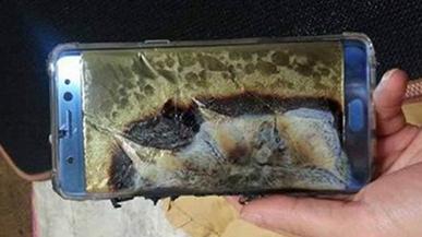 Pierwszy przypadek wybuchu Samsunga Galaxy Note 7