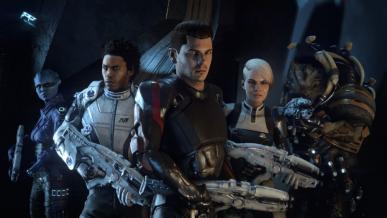 Piraci nie otrzymają poprawionych animacji twarzy w Mass Effect: Andromeda