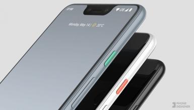 Pixel 3 XL - tak najpewniej wyglądać będzie nowy smartfon Google