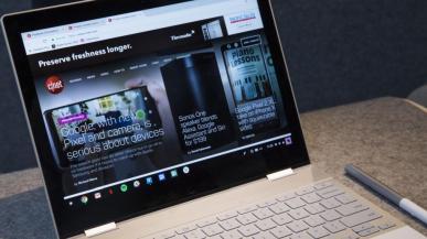 Pixelbook Chromebook - Google prezentuje nowy konwertowalny laptop