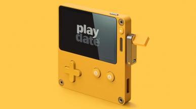 Playdate - nowa konsola przenośna z... korbką