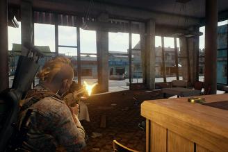 PlayerUnknown's Battlegrounds Week 8 Update - mniej cheaterów, brak flashów