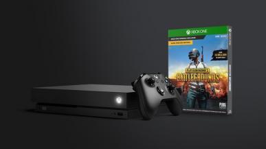 PlayerUnknown\'s Battlegrounds za darmo przy zakupie konsoli Xbox One X