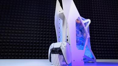 PlayStation 5 chłodzone cieczą? Do sprzedaży trafi nietypowa modyfikacja konsoli Sony