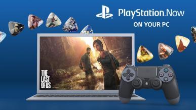 PlayStation Now - od teraz na PC zagramy także w gry z PS4