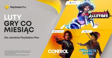 PlayStation Plus z bardzo mocną ofertą na luty. Właściciele PS5 będą zadowoleni