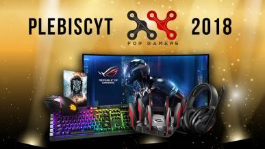 Plebiscyt For Gamers 2018 - Wyniki