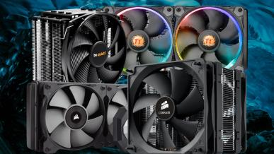 Polecane coolery CPU - podsumowanie 2017 roku