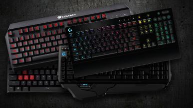 Polecane klawiatury dla graczy - podsumowanie 2017