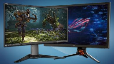 Polecane monitory dla graczy - podsumowanie 2018 roku