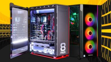 Polecane zestawy komputerowe do gier - październik 2019