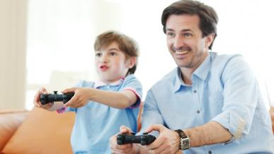 Połowa rodziców pozwala dzieciom grać w tytuły dla dorosłych